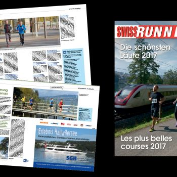 Swiss Runners Magazin